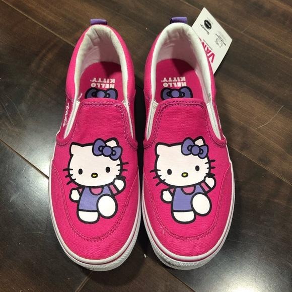 0da7e2516c NIB Hello Kitty Slip On Vans Size 2